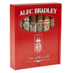 Alec Bradley Taste of the World Sampler #100  6 Cigars