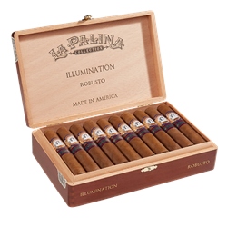 "La Palina Illumination Robusto (4.7""x54) Box of 20"