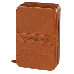 La Palina Leather Travel Case