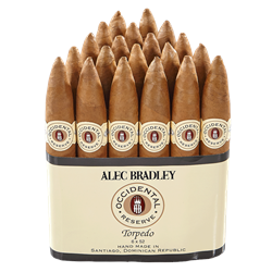 Alec Bradley Occidental Reserve Cigars