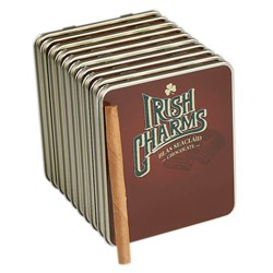 Irish Charms Chocolate Cigarillos