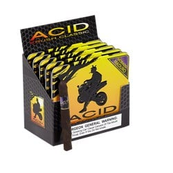 "ACID Cigars by Drew Estate Krush Morado Maduro (Cigarillos) (4.0""x32) Pack of 50"