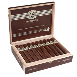 "AVO Heritage Toro (6.0""x50) Box of 20"