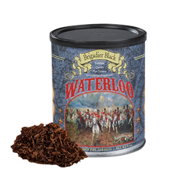 Brigadier Black Waterloo  8 Ounce Can