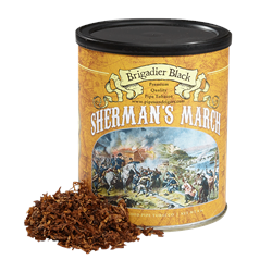 Brigadier Black Sherman's March  8 Ounce Can