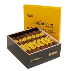 "Aging Room Solera Sungrown Fantastico (Robusto) (5.6""x54) Box of 21"