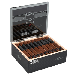 "Camacho Coyolar Super Toro (6.0""x52) Box of 25"