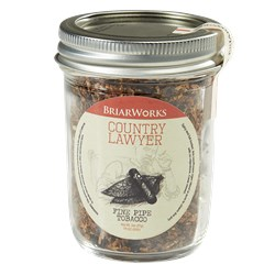Briar Works Country Lawyer  2 Ounce Tin
