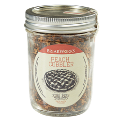 Briar Works Peach Cobbler  2 Ounce Tin