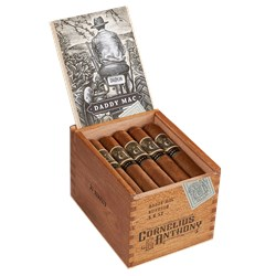"Cornelius & Anthony Daddy Mac Robusto (5.0""x52) Box of 20"