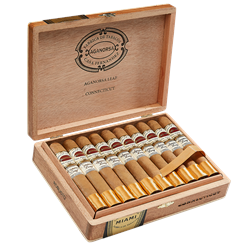 "Aganorsa Leaf Connecticut Robusto (5.2""x50) Box of 20"