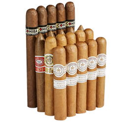 Big Brand 20-Cigar Collection  20 Cigars