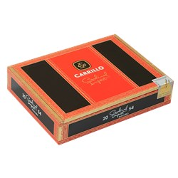 "E.P. Carrillo Cardinal Impact Maduro No. 54 (Toro) (6.0""x54) Box of 20"