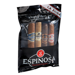 Espinosa 4 Cigar Humi-Pack  4 Cigars