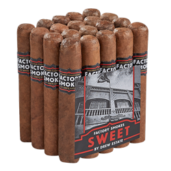 Drew Estate Factory Smokes Sweets Cigars