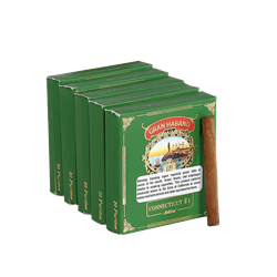 "Gran Habano Minis #1 Connecticut (Cigarillos) (3.5""x20) Pack of 100"