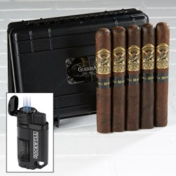 Gurkha Doble Maduro Travel Humidor Combo Cigar Samplers