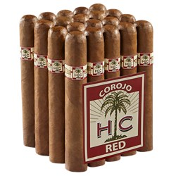 "HC Series Red Corojo Robusto (5.0""x50) Pack of 20"