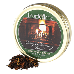 Hearth & Home Signature Larry's Morning Blend  1.75 Ounce Tin