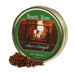 Hearth & Home Signature Scot's Delight  1.75 Ounce Tin