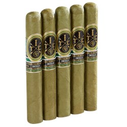 "Rocky Patel ITC Emerald Toro (6.0""x52) Pack of 5"
