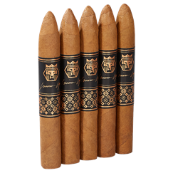 "Lucious Lyon No. 2 (Torpedo) (6.0""x54) Pack of 5"