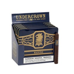 "Drew Estate Undercrown Maduro Coronets (Cigarillos) (4.0""x32) Pack of 50"