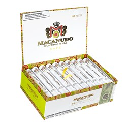 Macanudo Cafe Hampton Court Tubes Cigars