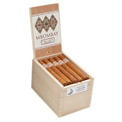 "MBombay Classic Corona (5.5""x43) Box of 25"