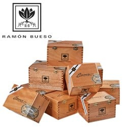 Ramon Bueso Genesis The Project Master Case Cigar Samplers