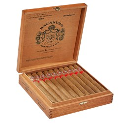 "Macanudo Vintage 1984 Cabinet Selection II (Corona) (6.0""x42) Box of 20"