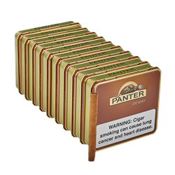 "Panter Dessert (Cigarillos) (3.0""x21) Pack of 200 [10/20]"