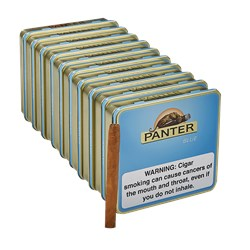 "Panter Blue (Cigarillos) (3.0""x21) Pack of 200 [10/20]"