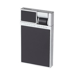 Porsche Design Heber Flat Torch Lighter Black