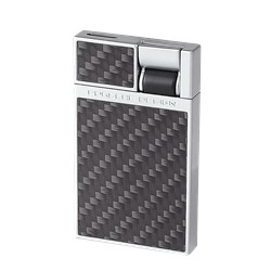 Porsche Design Heber Flat Torch Lighter Carbon Fiber