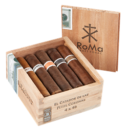 RoMa Craft Catador de Las Petite Coronas  10 Cigars
