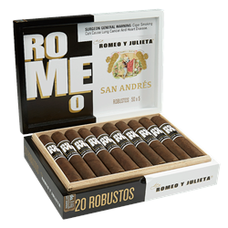 "Romeo San Andres by Romeo y Julieta Robusto (5.0""x50) Box of 20"