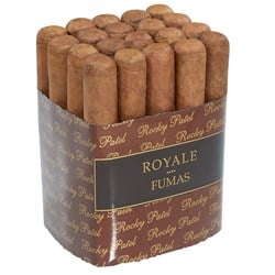 "Rocky Patel Royale Fumas Robusto (5.0""x50) Pack of 20"