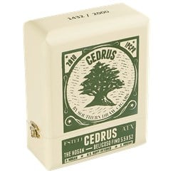 "Southern Draw Cedrus Belicoso FIno (5.5""x52) Box of 10"