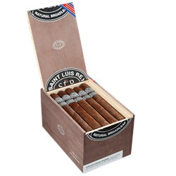 "Saint Luis Rey Natural Broadleaf Churchill (7.0""x58) Box of 25"