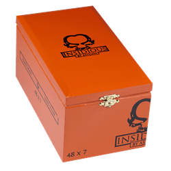 "Asylum Insidious Habano 748 (Churchill) (7.0""x48) Box of 25"