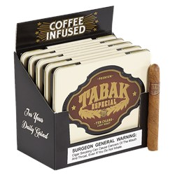 "Drew Estate Tabak Especial Cafecita Dulce (Cigarillos) (4.0""x32) Pack of 50"