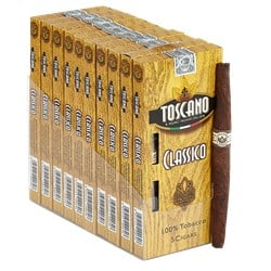 "Toscano Classico (Double Perfecto) (6.0""x38) Pack of 50"