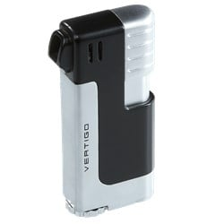Vertigo Governor Lighter Silver  Black & Silver