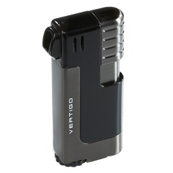 Vertigo Governor Lighter Gun Metal  Black & Gun Metal