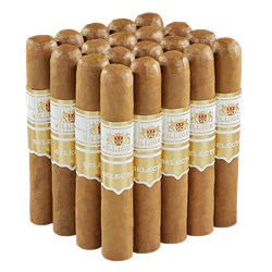 "Villiger Selecto Connecticut Robusto (5.0""x50) Pack of 20"