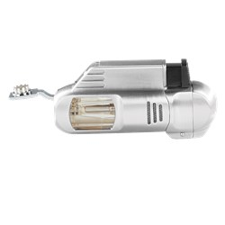 Vector Quad Torch Lighter Hi-Polish Chrome