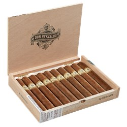 "Don Reynaldo Regalos (Corona) (5.0""x46) Box of 10"
