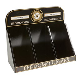 Perdomo Humidified Bag Sampler Empty Display  Miscellaneous