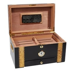 Windermere Humidor  125 Cigar Capacity